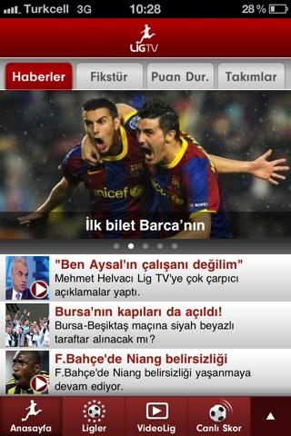 iphoneturkey biz digiturk ligtv 01 - iPhone Kullan�c�lar�na Digiturk LigTV Uygulamas� ile Futbol Cebimizde