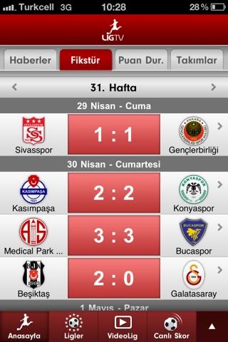 iphoneturkey biz digiturk ligtv 02 - iPhone Kullan�c�lar�na Digiturk LigTV Uygulamas� ile Futbol Cebimizde