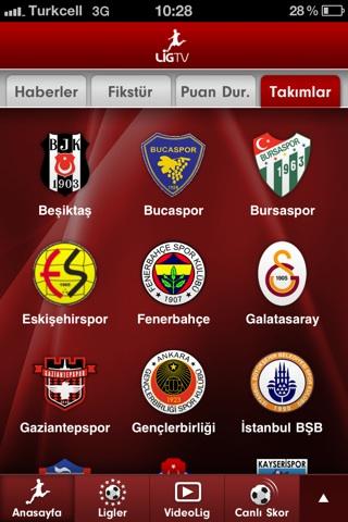 iphoneturkey biz digiturk ligtv 04 - iPhone Kullan�c�lar�na Digiturk LigTV Uygulamas� ile Futbol Cebimizde