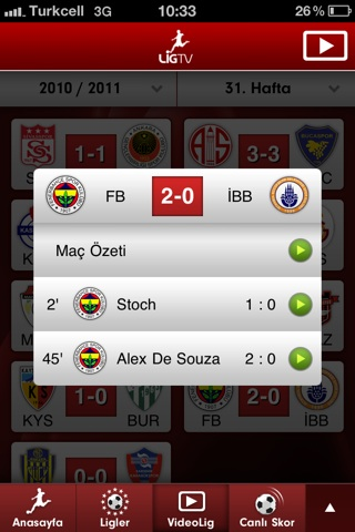 iphoneturkey biz digiturk ligtv 10 - iPhone Kullan�c�lar�na Digiturk LigTV Uygulamas� ile Futbol Cebimizde