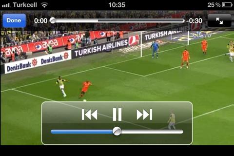 iphoneturkey biz digiturk ligtv 11 - iPhone Kullan�c�lar�na Digiturk LigTV Uygulamas� ile Futbol Cebimizde